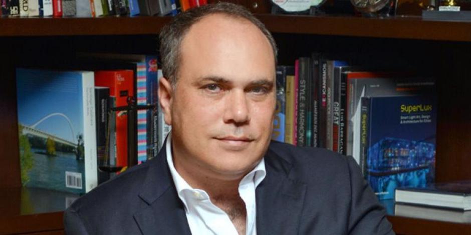 Elliott Bross, director de Planigrupo, en una imagen de archivo.