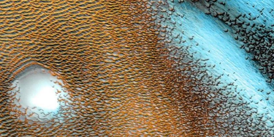 Dunas de Marte NASA