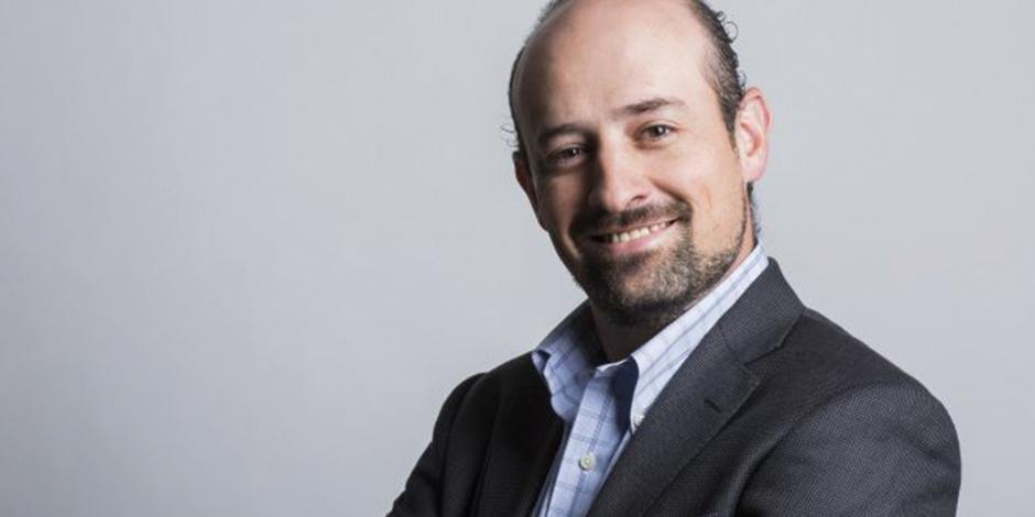 Miguel Fuertes,  vicepresidente de Nuevos Negocios, en una imagen de archivo.