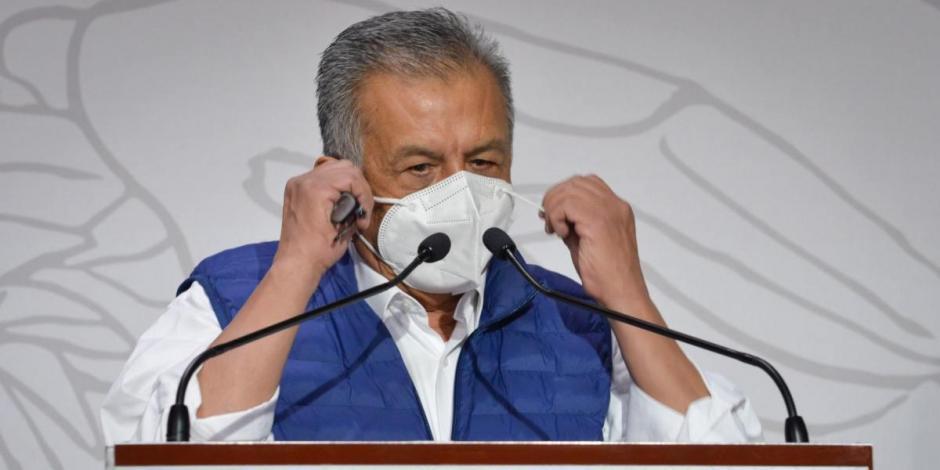 Benjamín Saúl Huerta Corona, diputado federal por Morena