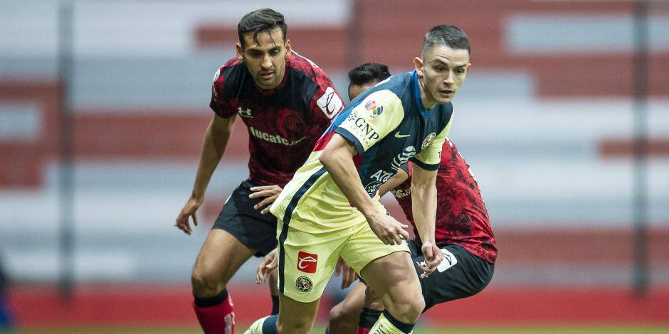 VIDEO: Resumen del Toluca vs América, Jornada 16 Liga MX