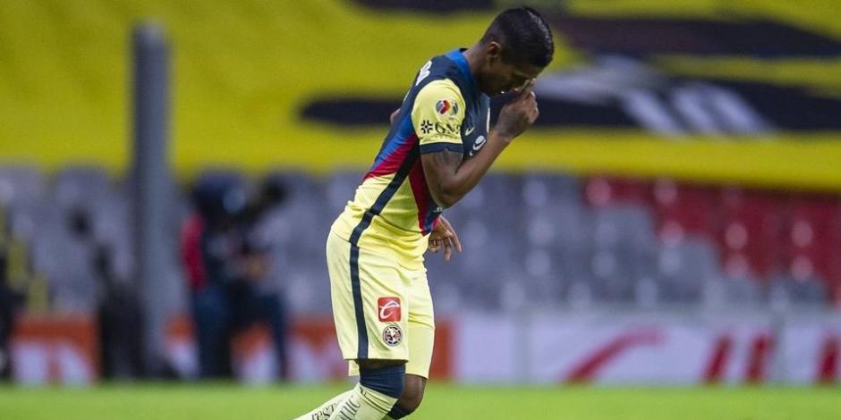 AMÉRICA: No tiene ni un torneo y Pedro Aquino ya piensa en su salida del equipo