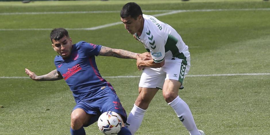 VIDEO: Resumen del Elche FC vs Atlético de Madrid, Jornada 34, LaLiga de España