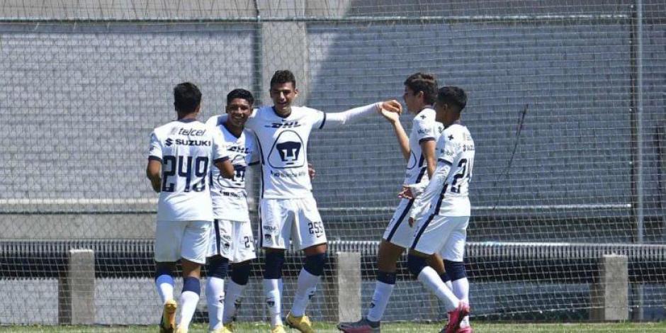 Pumas-América Sub 17
