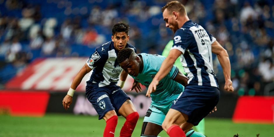 Monterrey vs Mazatlán FC