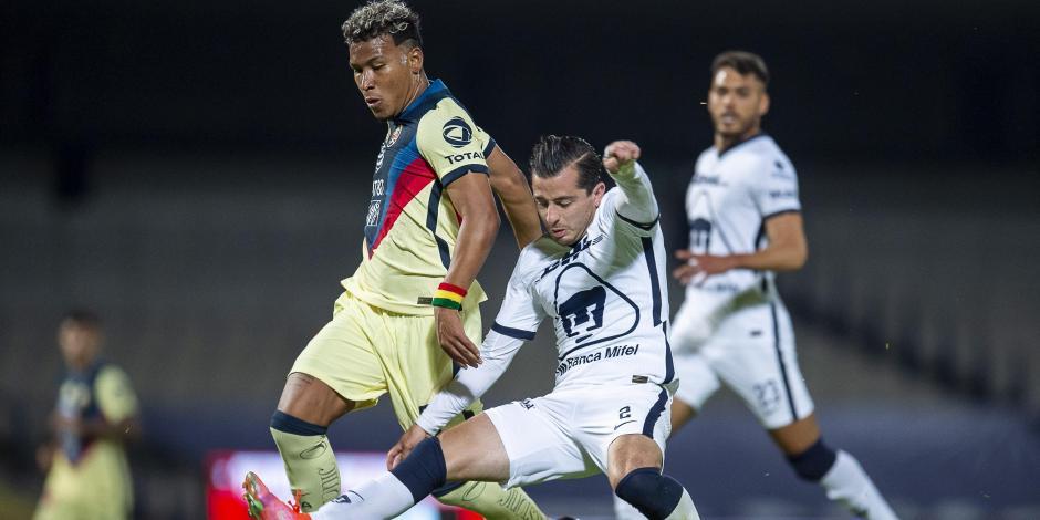 VIDEO: Resumen del Pumas vs América, Jornada 17 de la Liga MX