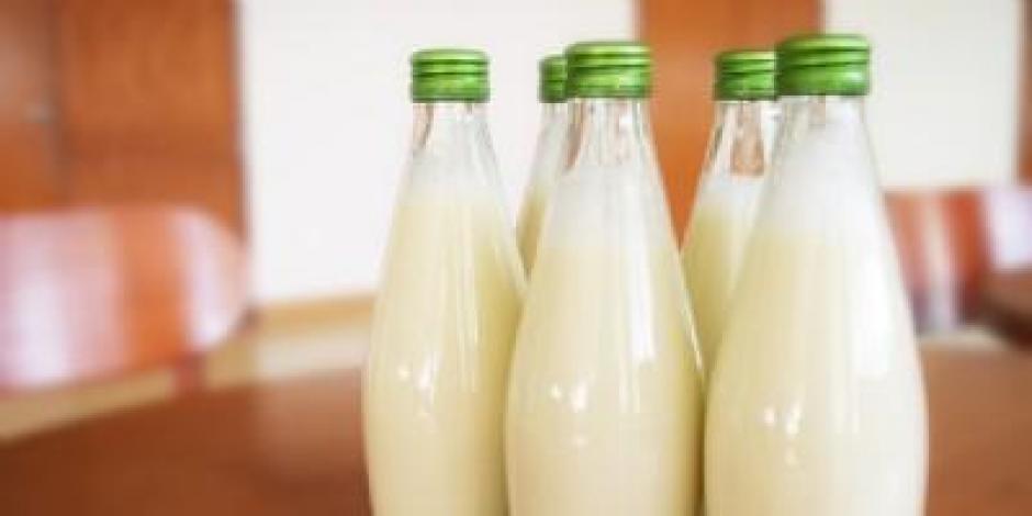 litro de leche