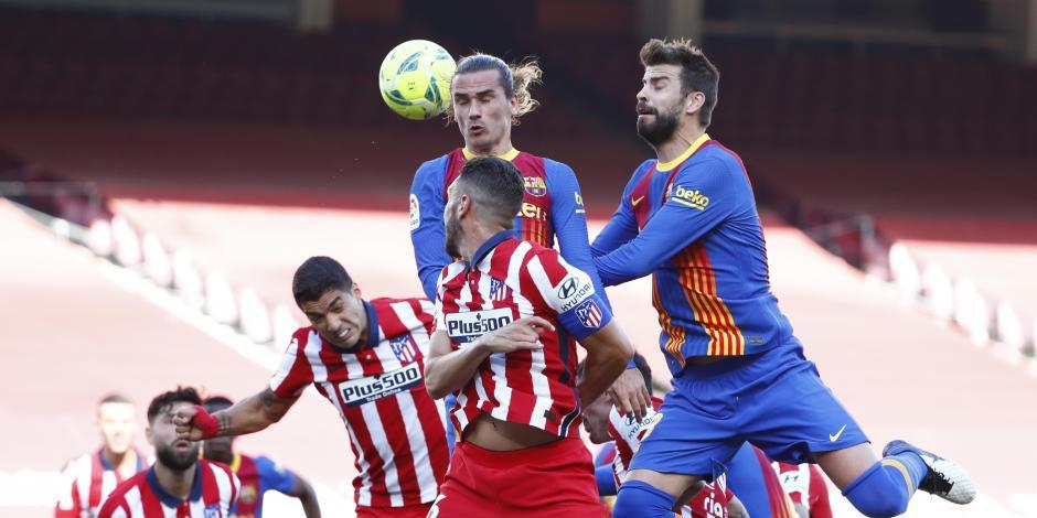 VIDEO: Resumen del Barcelona vs Atlético de Madrid, LaLiga de España