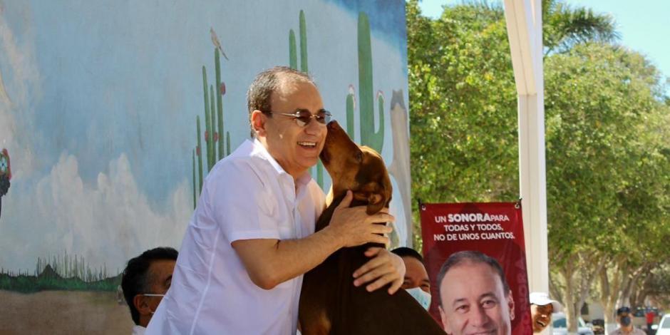 Alfonso Durazo y