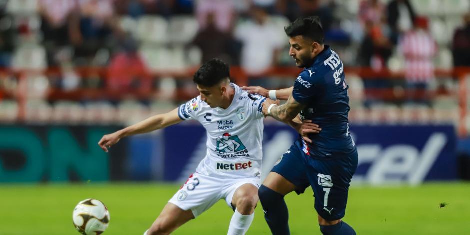 VIDEO: Resumen y goles del Pachuca vs Chivas, Repechaje del Guard1anes 2021