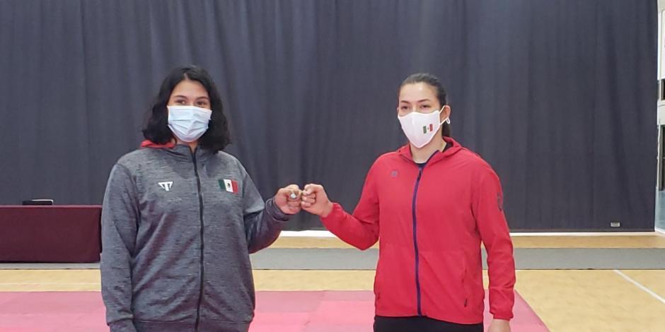 Juegos Olímpicos: Briseida Acosta derrota a María del Rosario Espinoza y se va a Tokio