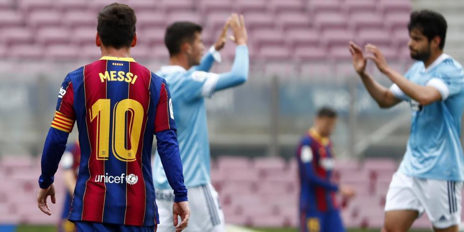 VIDEO: Resumen del Barcelona vs Celta de Vigo, Jornada 37 de LaLiga de España
