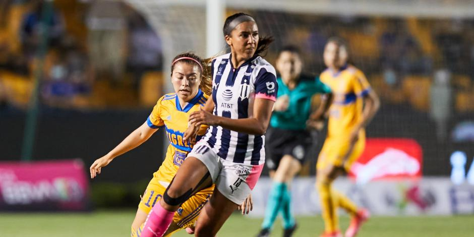 VIDEO: Resumen del Tigres vs Monterrey, Semifinal, Liga MX Femenil