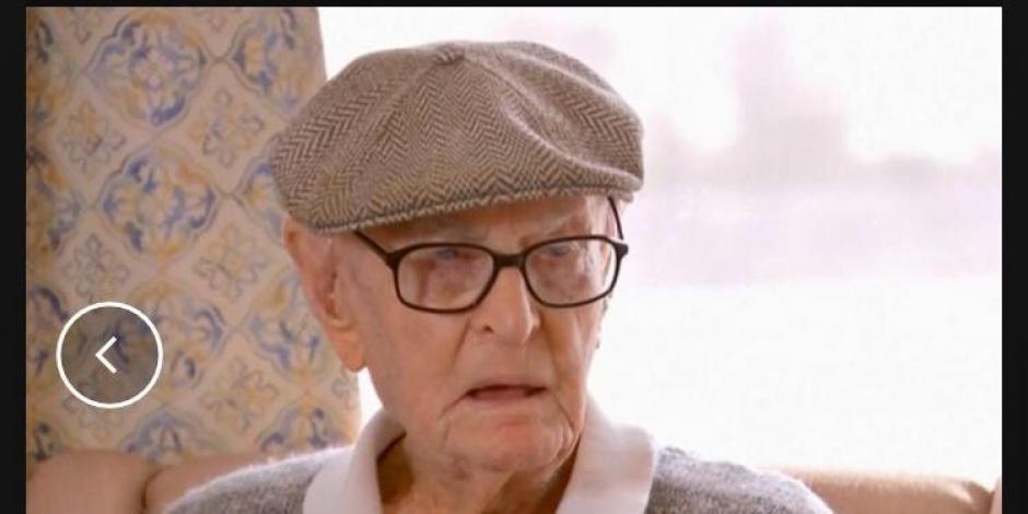 Hombre australiano de 111 años