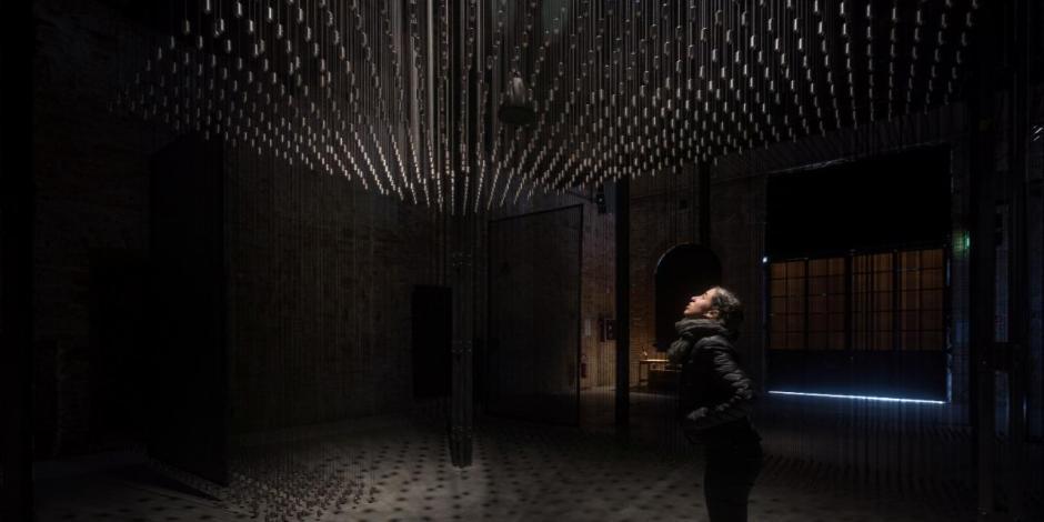 Desplazamientos  pabellón Bienal de Venecia 2021