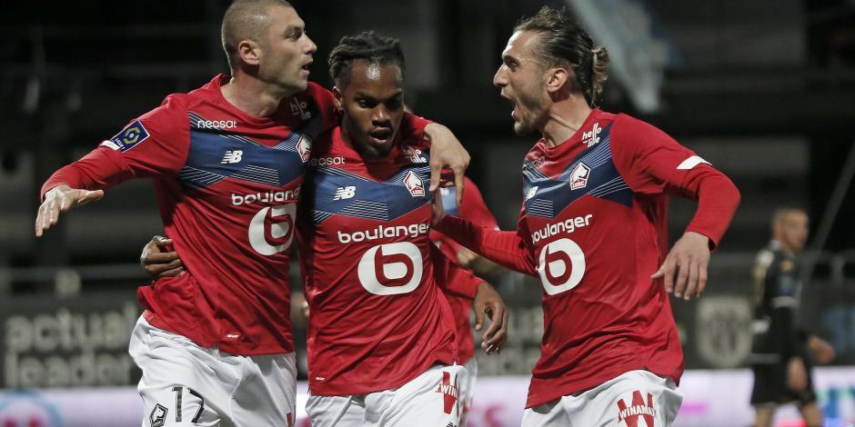 Lille se corona en las Ligue 1, por primera vez desde 2011
