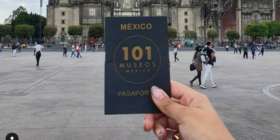 Rally 101 Museos CDMX