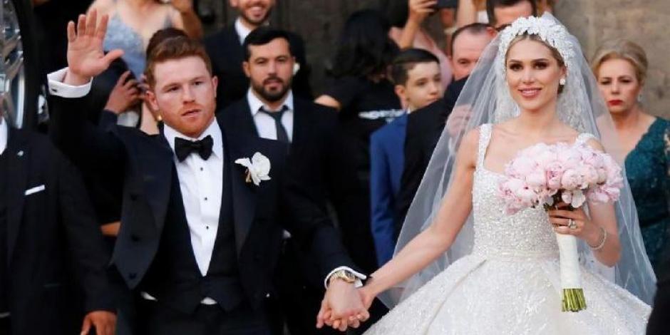 boda canelo