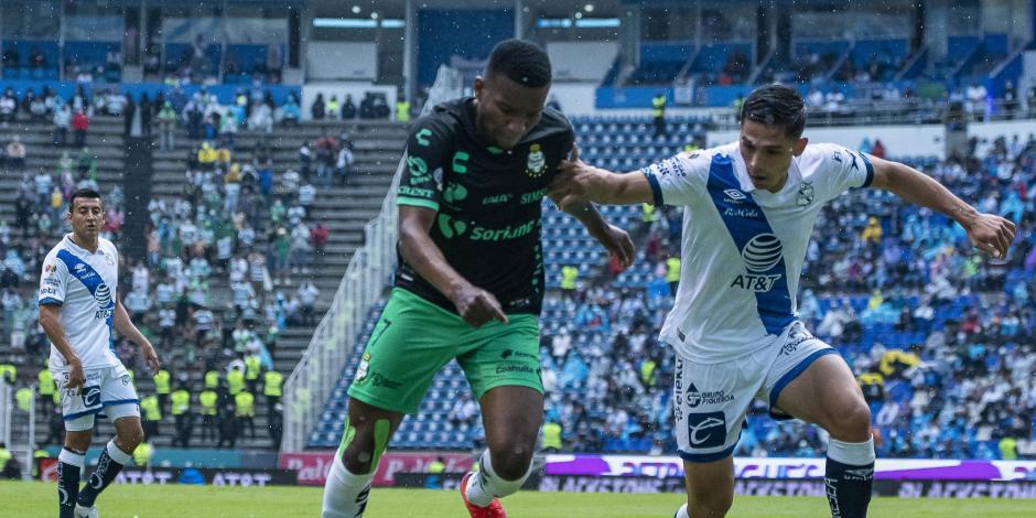 VIDEO: Resumen del Puebla vs Santos, Semifinal Guard1anes 2021, Liga MX
