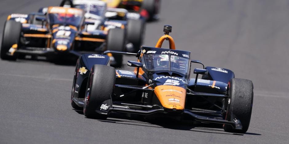 ¡Orgullo mexicano! Pato O'Ward tiene histórica actuación en Indy 500
