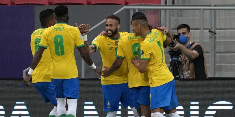 VIDEO: Resumen del Brasil vs Venezuela, inauguración Copa América