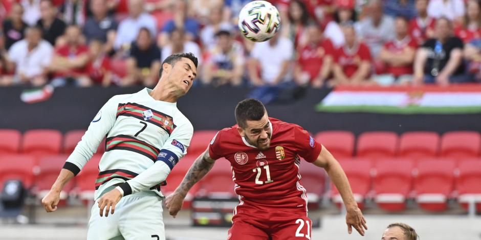 VIDEO: Resumen del Hungría vs Portugal, Eurocopa 2021