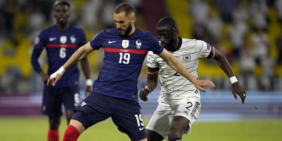 VIDEO: Resumen del Francia vs Alemania, Eurocopa 2021