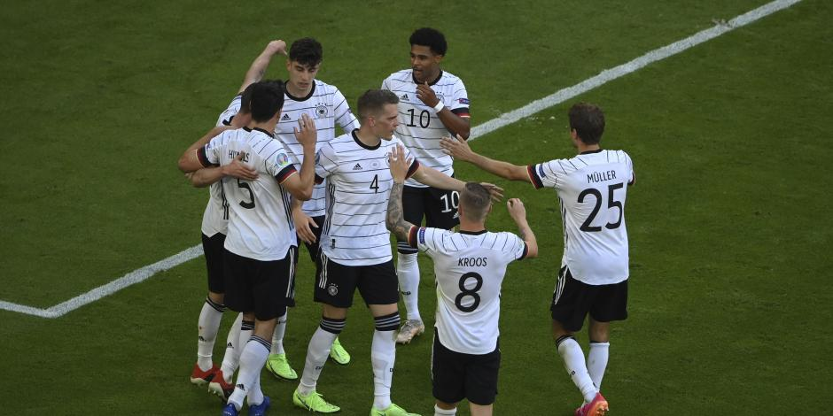 VIDEO: Resumen del Portugal vs Alemania, Eurocopa 2021