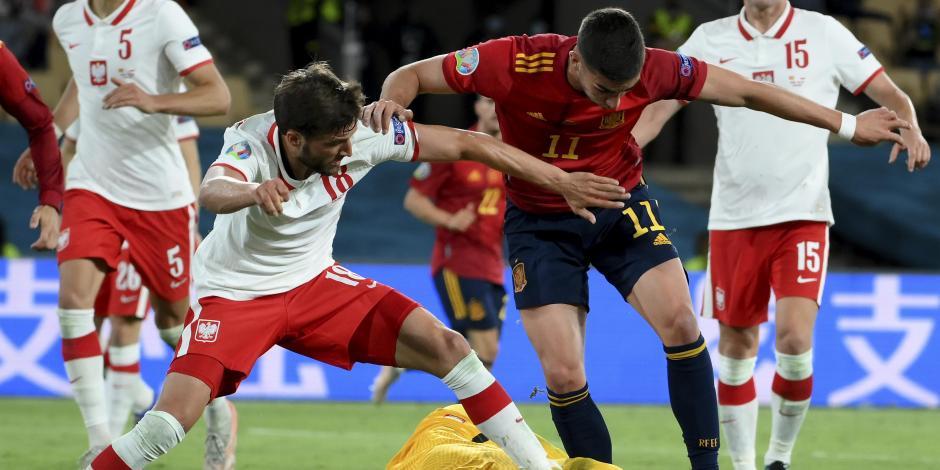 VIDEO: Resumen del España vs Polonia, Eurocopa 2021