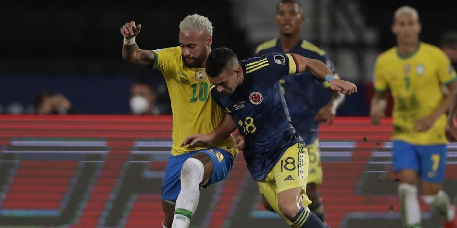 Brasil vs Colombia
