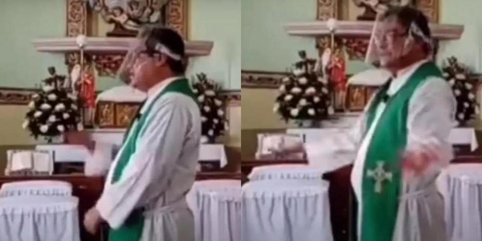 Balacera-iguala-iglesia