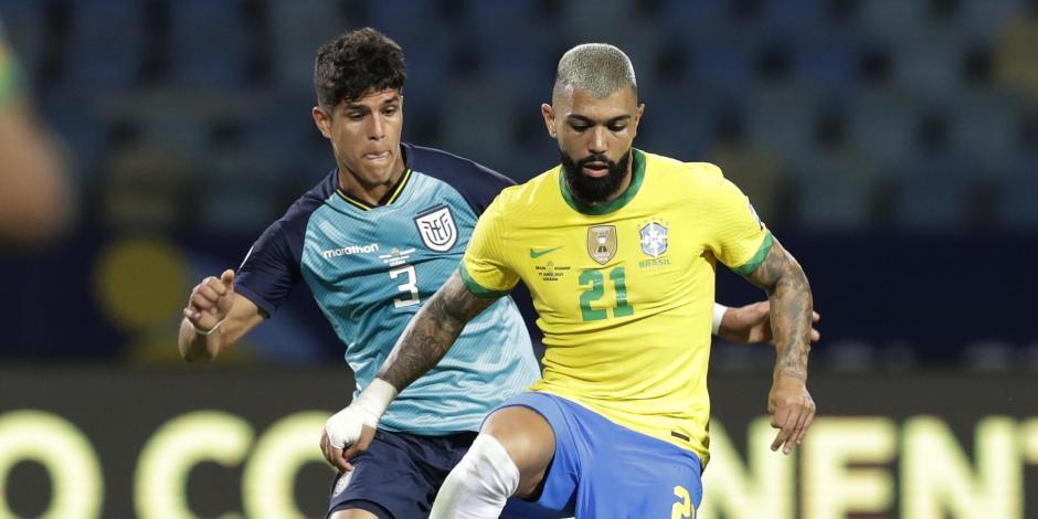 VIDEO: Resumen y goles del Brasil vs Ecuador, Copa América 2021