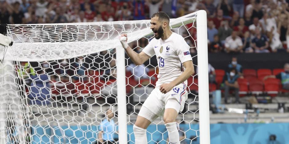 FRANCIA vs SUIZA: En qué canal pasan EN VIVO, Octavos de Final de la Eurocopa 2021