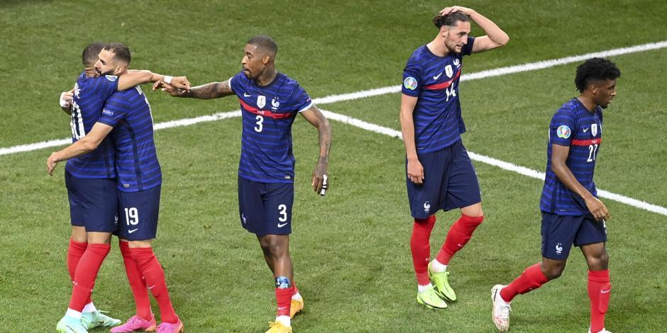 VIDEO: Resumen y goles del Francia vs Suiza, Eurocopa 2021
