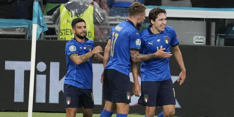 EUROCOPA: Italia vs España, resumen y goles en VIDEO