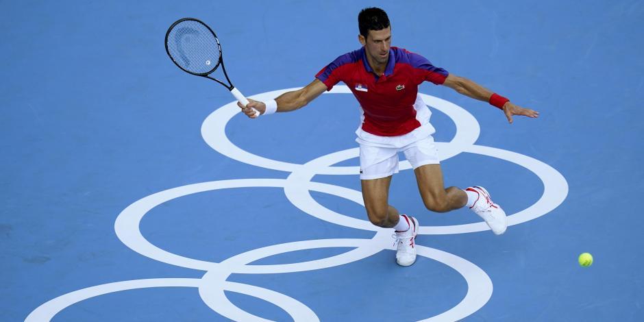 Juegos Olímpicos 2021: Novak Djokovic debuta con triunfo en Tokio