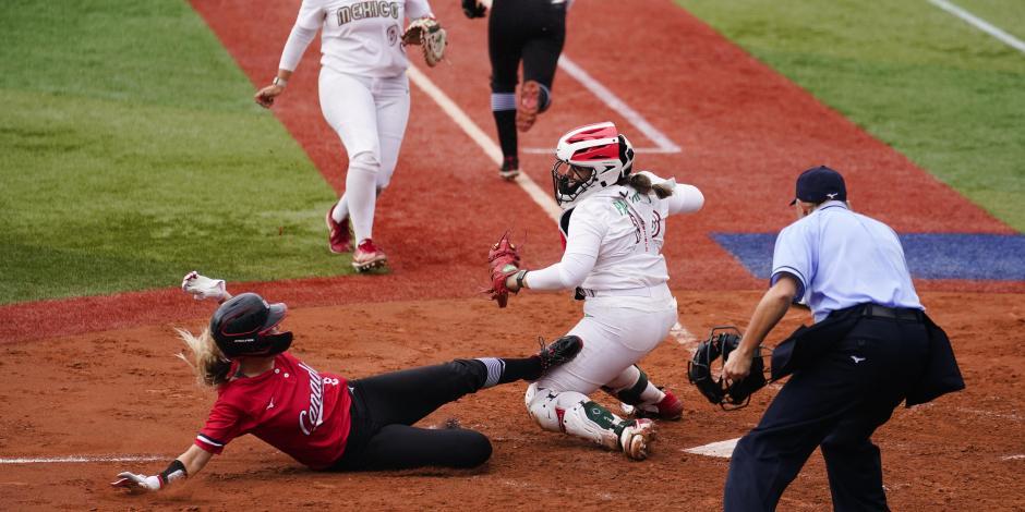 TOKIO 2020: México softbol bronce Juegos Olímpicos