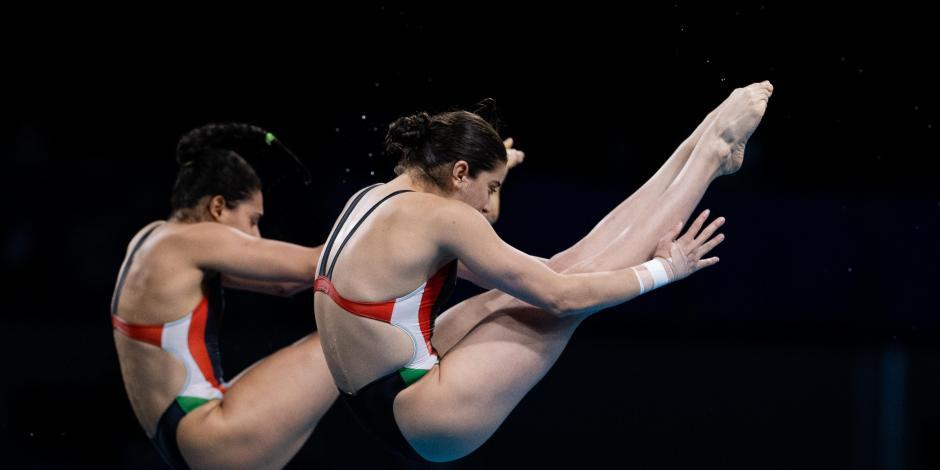 TOKIO 2020: Alejandra Orozco y Gaby Agúndez, clavados de Juegos Olímpicos