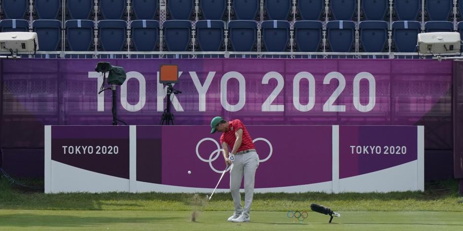 TOKIO 2020: Carlos Ortiz se mantiene firme tras la segunda ronda el golf en Juegos Olímpicos