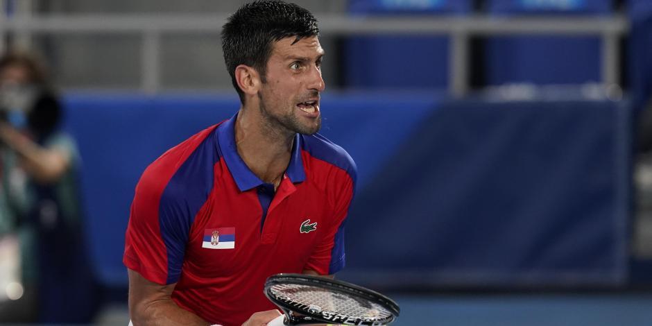 TOKIO 2020: Novak Djokovic cae ante Zverev y se despide de los Juegos Olímpicos