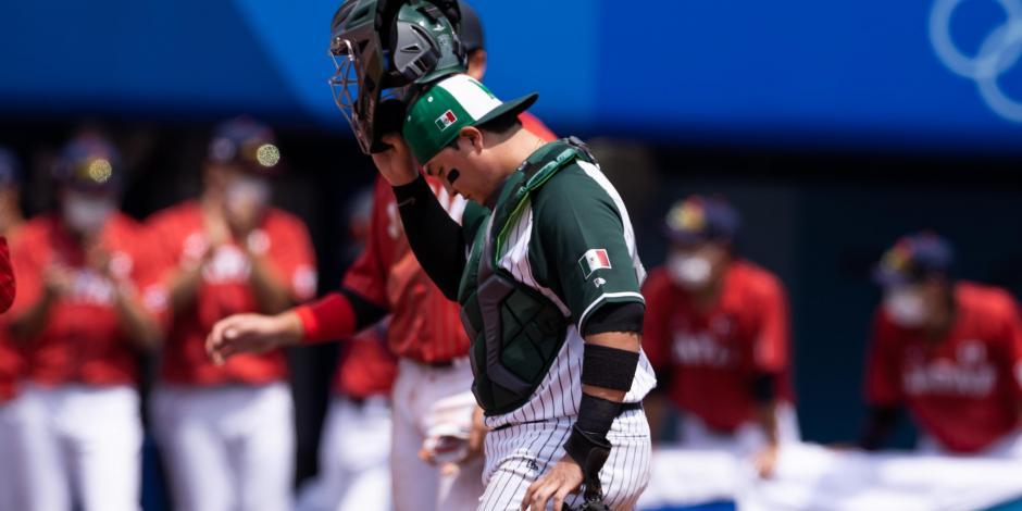 TOKIO 2020: México cae ante Japón en el beisbol de Juegos Olímpicos