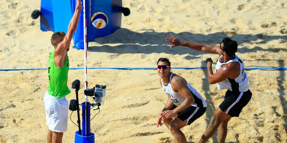 TOKIO 2020: México consigue histórica victoria en voleibol de playa y avanza a octavos de final
