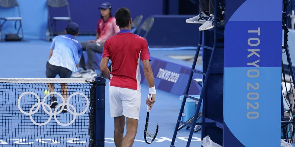 Djokovic Tokio Juegos Olímpicos