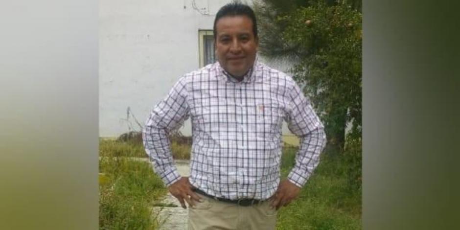Evergisto Gamboa Díaz