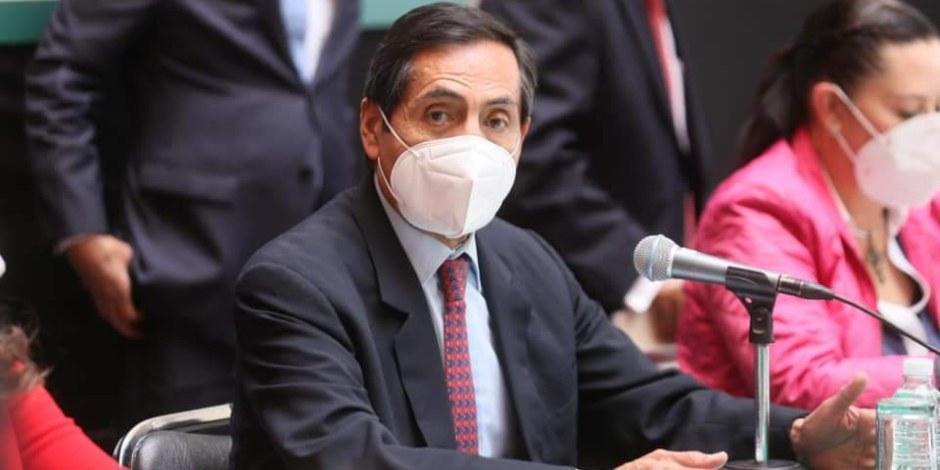 Rogelio Ramírez de la O-hacienda-diputados