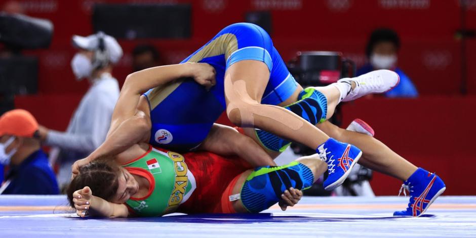 TOKIO 2020: Jane Valencia debuta con derrota en Juegos Olímpicos