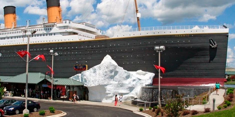 Museo del Titanic