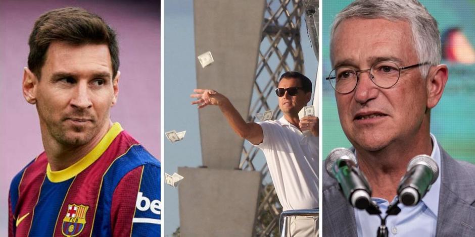 Ricardo Salinas Pliego quiere invitar a Lionel Messi al Mazatlán