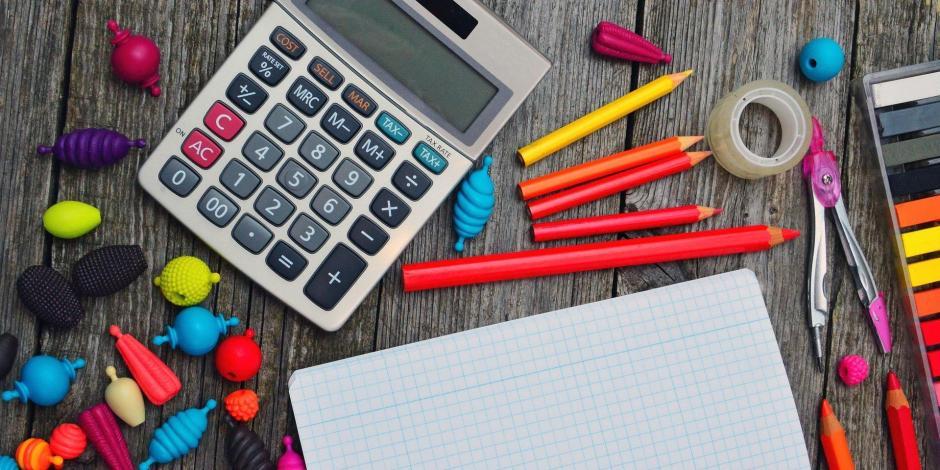 ahorra en la compra de utiles escolares