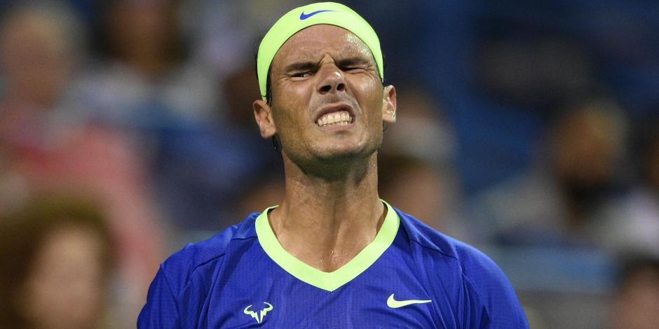 Rafael Nadal se pierde el US Open y el resto de la temporada, por lesión